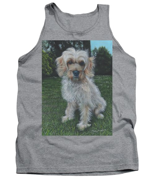 Portrait Of Toffee Tank Top