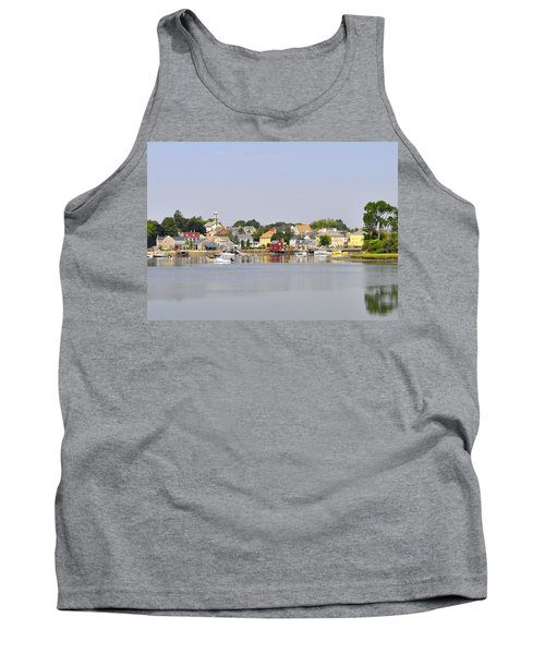 Portsmouth Nh South End Psep Tank Top