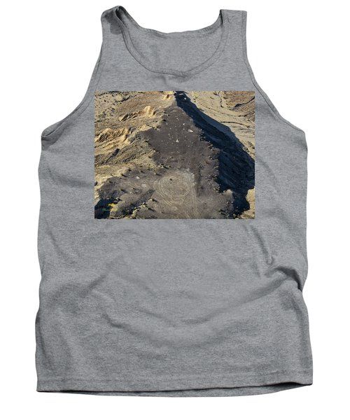 Tank Top featuring the photograph Possible Archeological Site by Jim Thompson