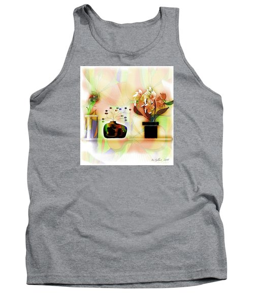 Potted Tank Top