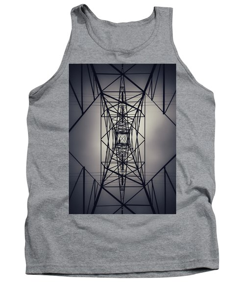 Power Above Tank Top