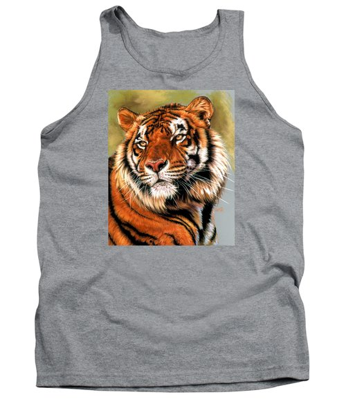 Power And Grace Tank Top by Barbara Keith