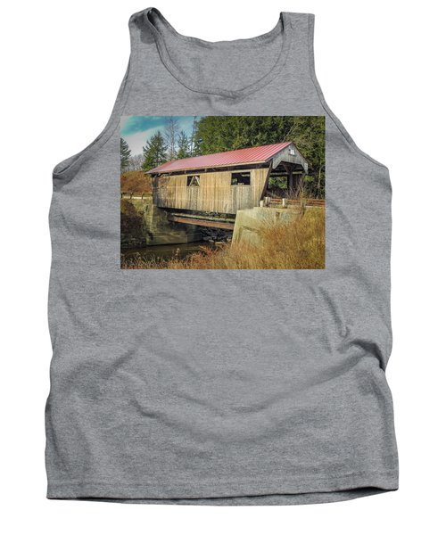 Power House Bridge Tank Top