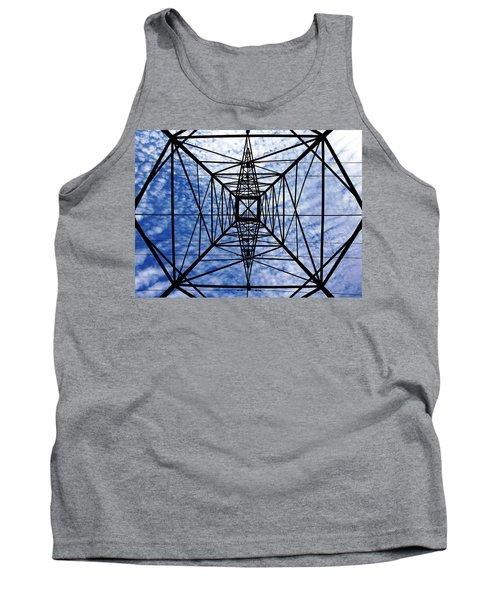 Powerful Geometry Tank Top