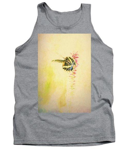Prairie Butterfly 3 Tank Top
