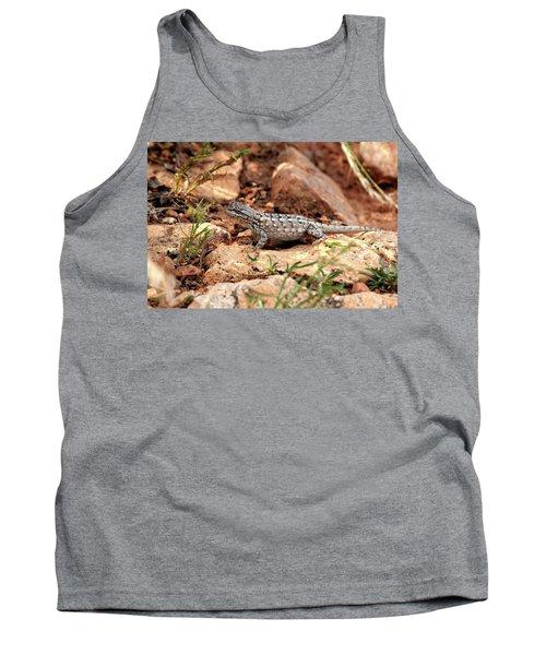 Prairie Lizard Tank Top