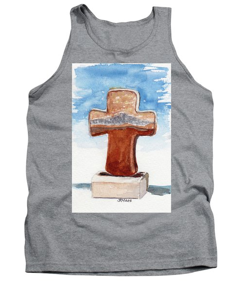 Prayer Cross Tank Top