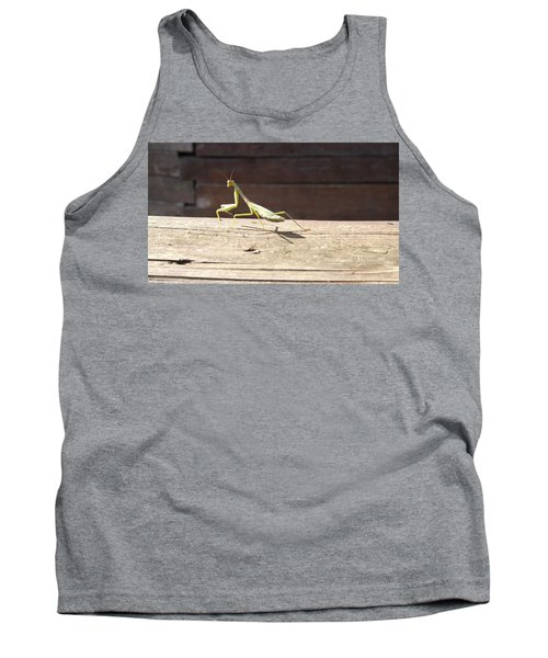 Praying Mantis  Tank Top