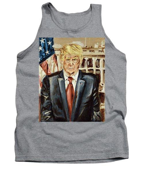 President Donald Trump Tank Top