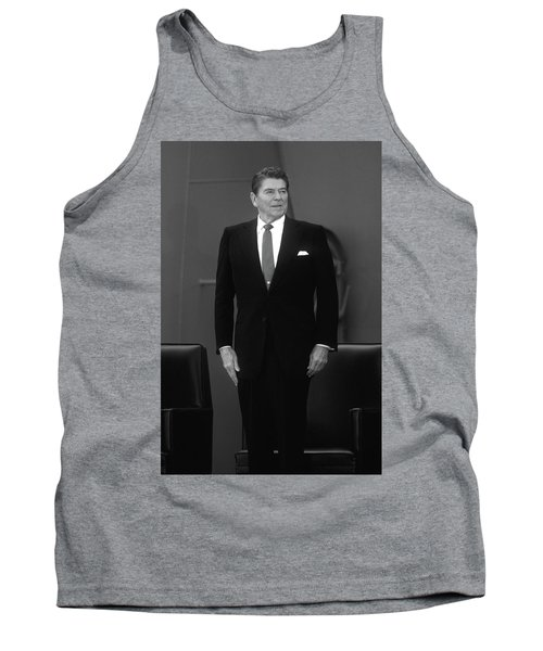 President Ronald Reagan - Two Tank Top
