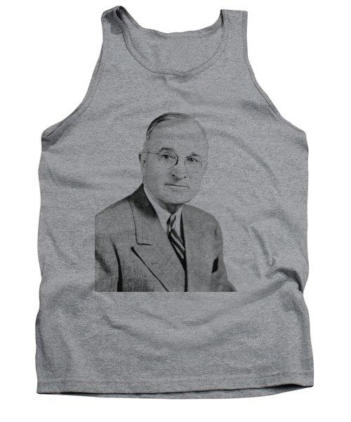 President Truman Tank Top