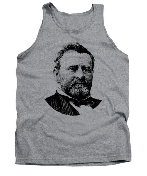 President Ulysses Grant Graphic Tank Top