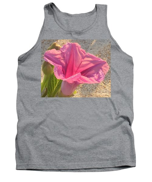 Pretty In Pink Tank Top
