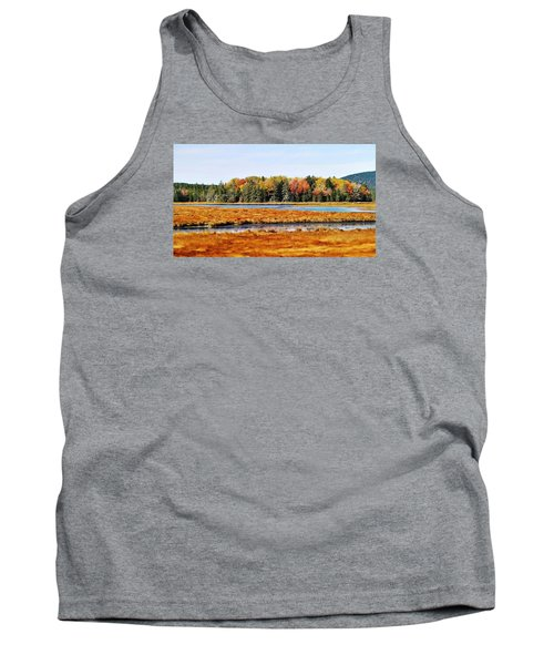 Pretty Marsh 2 Tank Top