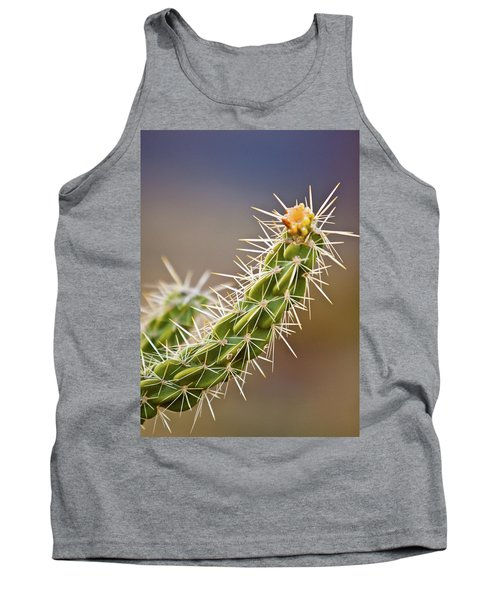 Prickly Branch Tank Top