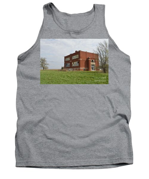 Primrose Nebraska School Tank Top