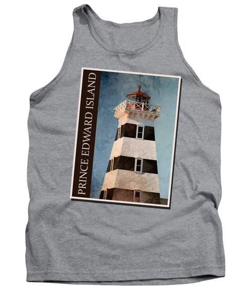 Prince Edward Island Shirt Tank Top
