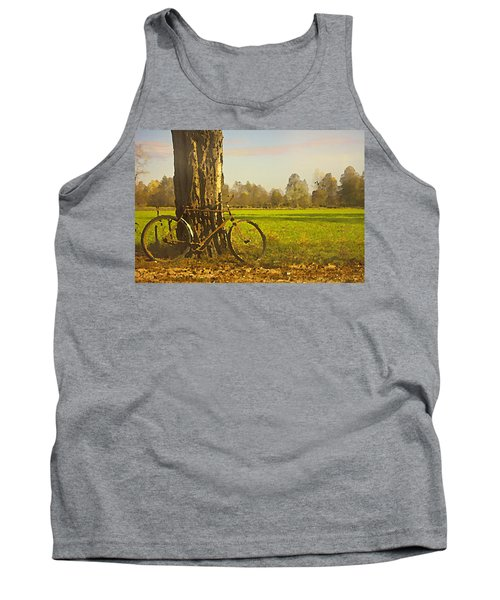 Private Parking Tank Top