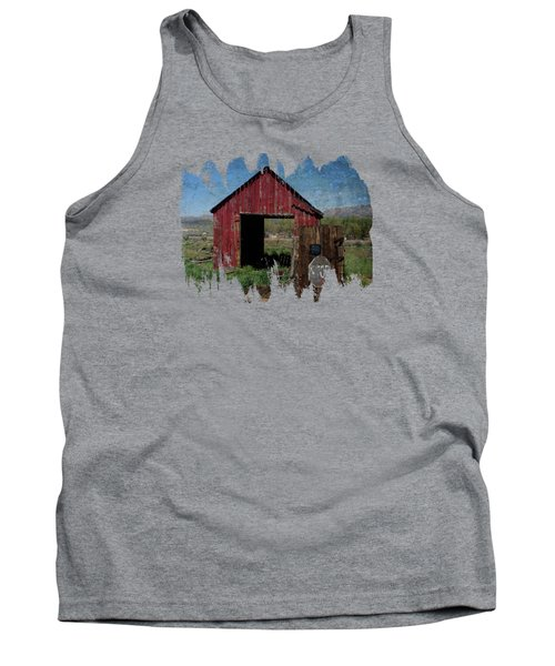 Private Property No Trespassing Tank Top