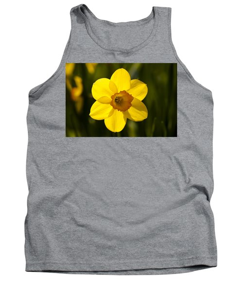 Projecting The Sun Tank Top