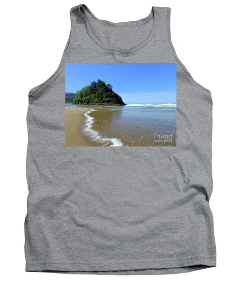 Proposal Rock Coastline Tank Top