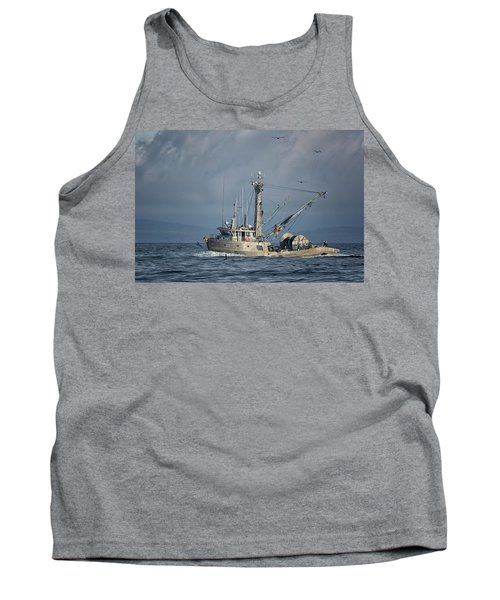Tank Top featuring the photograph Prosperity 2 by Randy Hall