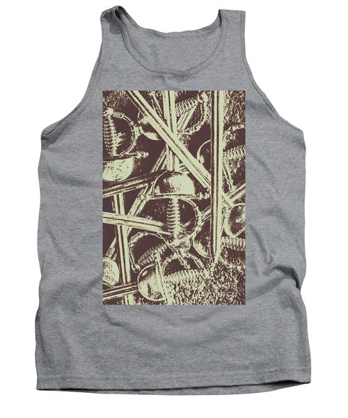 Protecting The Iron Gate Tank Top