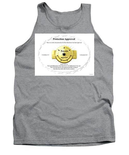 Protection Approved Tank Top