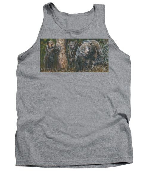 Protective Mother Tank Top