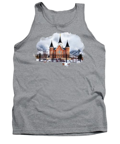 Provo City Center Temple Tank Top