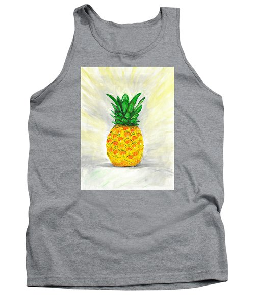 Psych Just Kidding  Tank Top