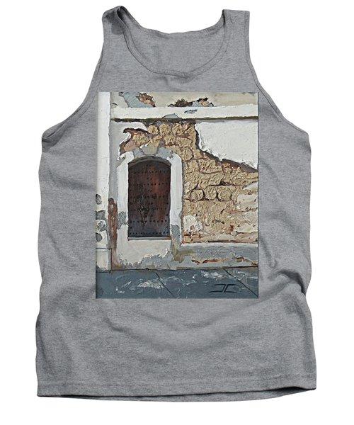 Puerto Rico Door Tank Top