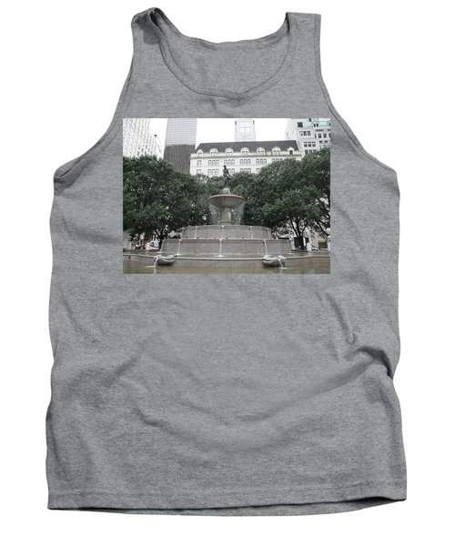 Pulitzer Fountain Tank Top