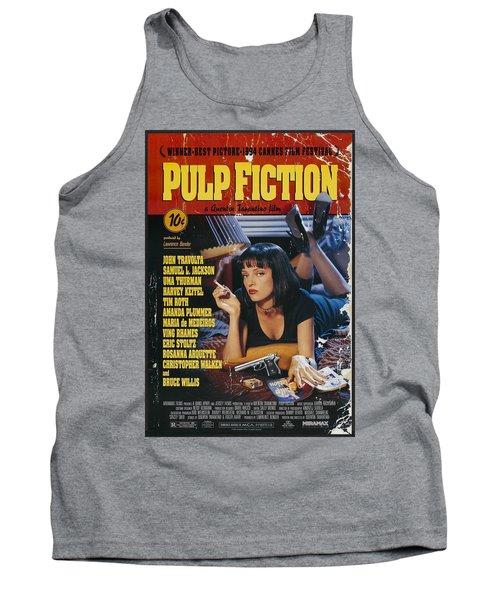 Pulp Fiction 1994 Tank Top