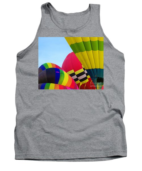 Pumped Up Tank Top