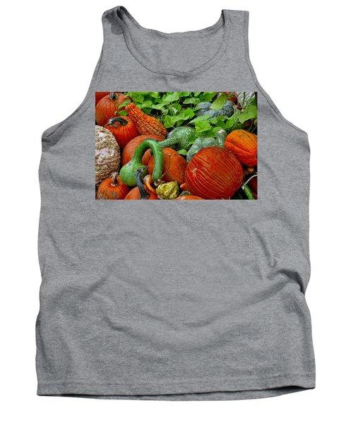 Pumpkin Patch Tank Top