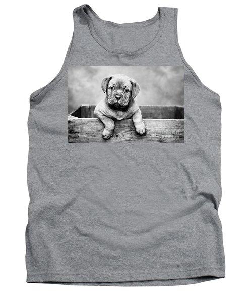 Puppy - Monochrome 3 Tank Top