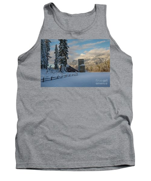 Purcell Barn Tank Top