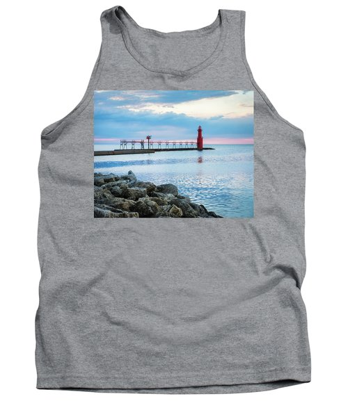 Tank Top featuring the photograph Pure Algoma by Bill Pevlor