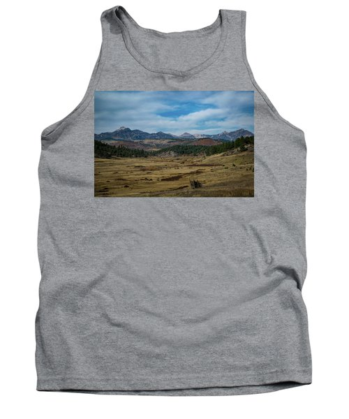 Pure Isolation Tank Top