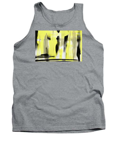 Pure Spirit Abstract Tank Top