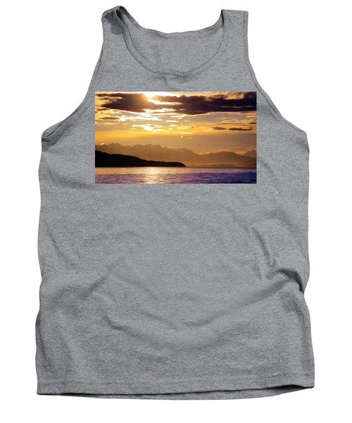 Orchid Sky Tank Top