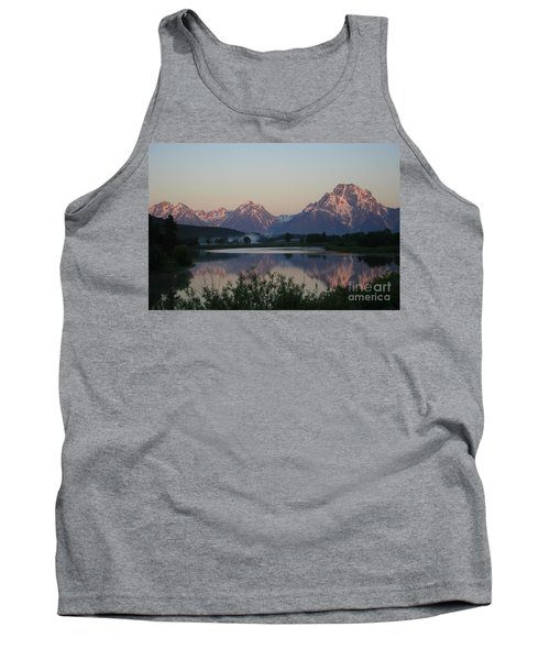 Purple Mountain Majesty  Tank Top
