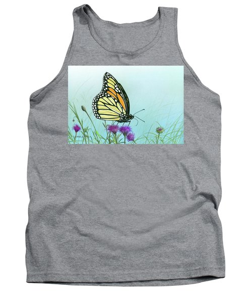 Purple Passion Tank Top by Mike Brown