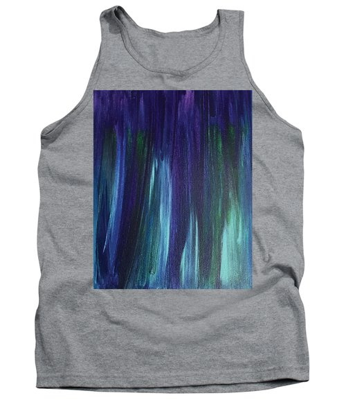 Purple Rain Tank Top