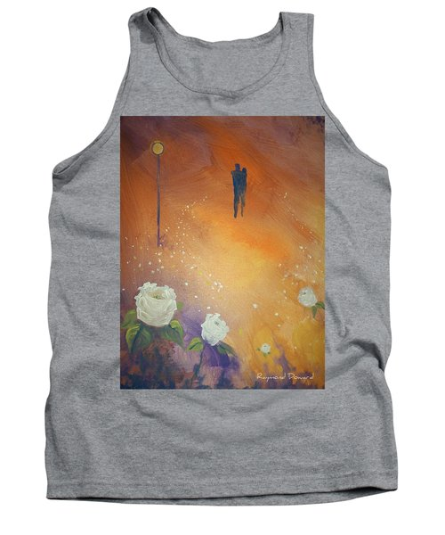 Purpose Tank Top by Raymond Doward