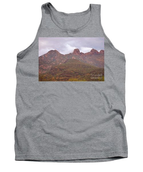 Pusch Ridge Tucson Arizona Tank Top