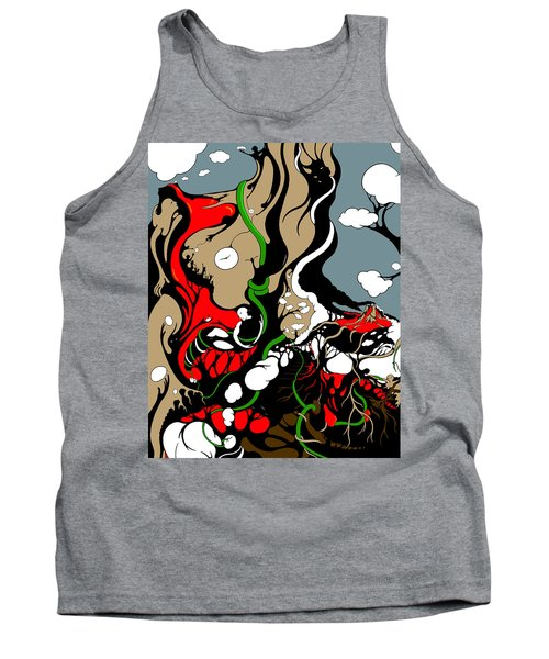 Quad Epoch Mothers 4 Vines Tank Top