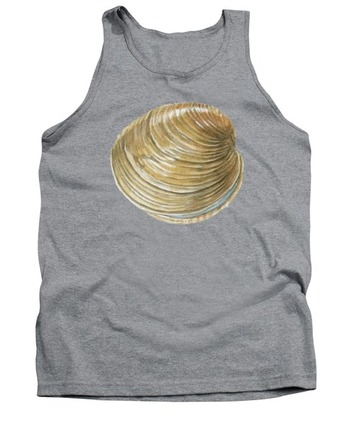Quahog Shell Tank Top
