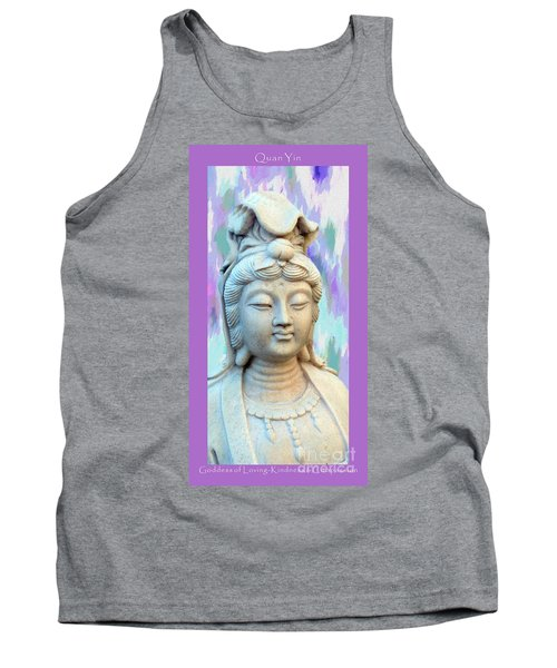 Quan Yin Goddess Tank Top